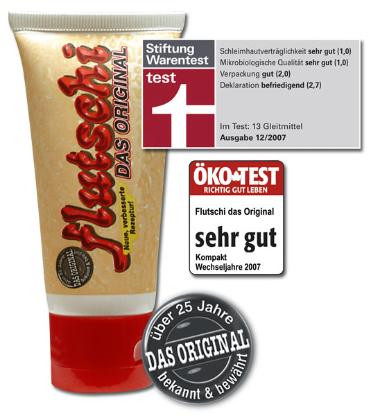 Flutschi original gel 200 ml